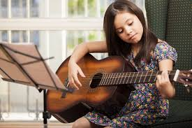 Guitar Lessons at Northern Music School