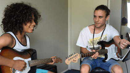 guitar lessons in broadmeadows