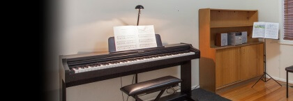 Piano Lessons Meadow Heights